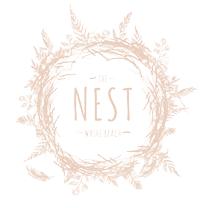 The Nest Waihi Beach Logo